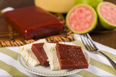 Goiabada dolce, guaiava — Foto Stock
