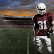 Football player — Stock Photo #28489727