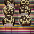 Crispy Brigadeiro — Stock Photo