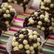 Stock Photo: Crispy Brigadeiro