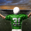 Football Player — Stock fotografie