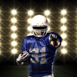 Football Player — Lizenzfreies Foto