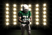 Football Player — Photo