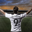 Stock Photo: Germany soccer player
