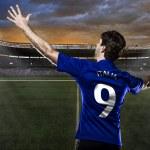 Italian soccer player — Stock Photo #40824073