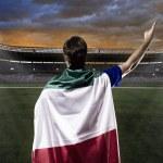 Italian soccer player — Stock Photo #40824469