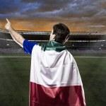 Italian soccer player — Stock Photo #40824549