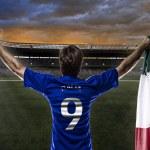 Italian soccer player — Stock Photo #40824631