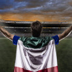 Italian soccer player — Stock Photo #40824775