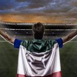 Italian soccer player — Stock Photo #40824799