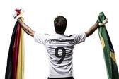 Germany soccer player — Stock Photo