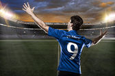 French soccer player — Stock Photo