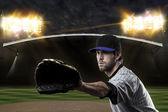 Beyzbol oyuncusu — Stok fotoğraf