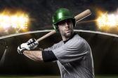 Jugador de béisbol — Foto de Stock