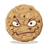 Malicious cookie — Stok Vektör