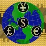 Global Finance — Stock Vector