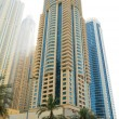 Royalty-Free Stock Photo: Dubai Marina district.