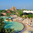 Stock Photo: Aquaventure waterpark, UAE