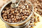 Coffee grinder — 图库照片