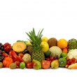 Stock Photo: Ripe fresh fruit.