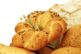 Fresh bakery products — Stock Photo