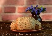 Wheat buns — Stock Photo