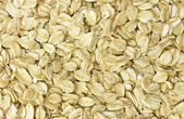 Oatmeal grains — Stock Photo