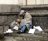 Bezdomnych — Zdjęcie stockowe