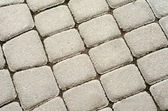 Block pavement — Stock Photo