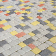 Colored pavement — Stock Photo #32676723