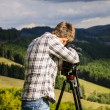 videographer — Stock Photo #32711385