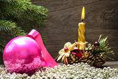 Сhristmas ornaments — Stockfoto