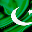 Flag of Pakistan — Stock Photo