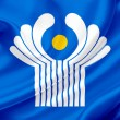 Стоковое фото: Flag of Flag of Commonwealth of Independent States