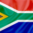 Flag of South Africa — Stok fotoğraf
