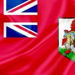 Flag of Bermuda — Stock Photo #35928861