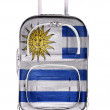 Stock Photo: Travel suitcase, concept of emigration