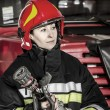 Firefighter — Stock Photo #39391567