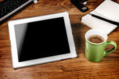 Tablet PC — Stockfoto