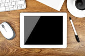 Tablet pc — Foto Stock