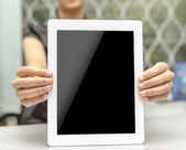 Tablet computer — Stock Photo