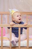 First birthday — Zdjęcie stockowe