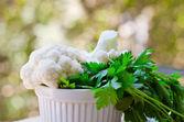 Cauliflower — Stock Photo
