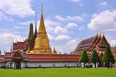 Phra kaew temple — Stock Photo