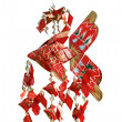 Stockfoto: Fish-shaped ornaments