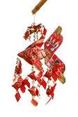 Fisk-formad ornament — Stockfoto