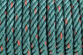 Corde en nylon vert — Photo