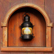 Old lamp — Foto Stock