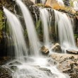 Beautiful silky waterfall — Stock Photo #32281691