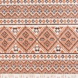 Stock Photo: Sarong pattern